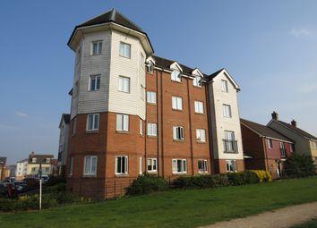 Thumbnail 2 bed flat to rent in Woodpecker Court, Woodpecker Way, Norwich