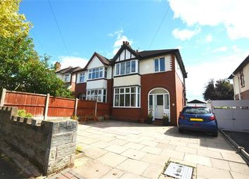 Thumbnail 3 bed semi-detached house for sale in Clare Avenue, Porthill, Newcastle-Under-Lyme