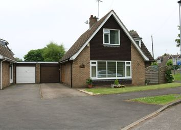 Thumbnail 3 bed property for sale in Firdale Close, Peakirk, Peterborough, Cambridgeshire