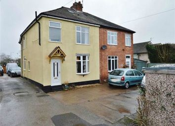 Thumbnail 4 bed semi-detached house for sale in Church Street, Rugeley, Staffordshire