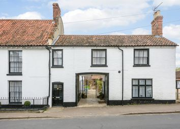Thumbnail 5 bedroom town house for sale in High Street & Lathams, Cawston, Norwich