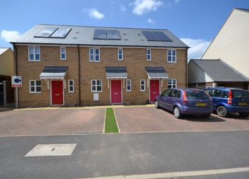Thumbnail 2 bed terraced house for sale in Collingwood Gardens, Brooklands, Milton Keynes, Buckinghamshire
