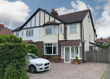 Thumbnail 4 bed semi-detached house for sale in Lacey Green, Wilmslow