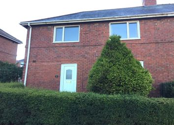 Thumbnail 3 bed semi-detached house for sale in Carlyle Crescent, Swalwell, Newcastle Upon Tyne