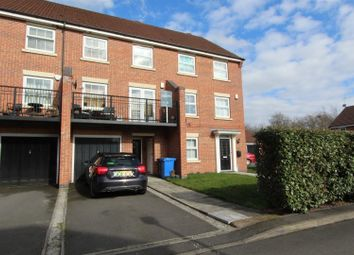Thumbnail 4 bed town house to rent in Avalon Drive, Chellaston, Derby