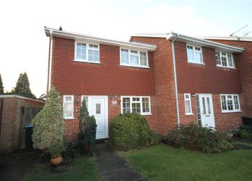 Thumbnail 3 bed end terrace house for sale in Englehurst, Englefield Green, Surrey