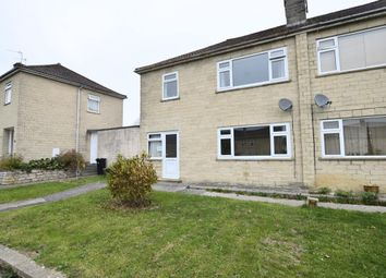 Thumbnail 3 bed semi-detached house for sale in Brookfield Park, Bath, Somerset