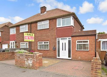 Thumbnail 5 bedroom semi-detached house for sale in Albert Road, St Peters, Broadstairs, Kent