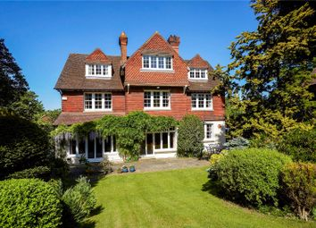 Thumbnail 6 bed detached house for sale in St. Martins Avenue, Epsom, Surrey