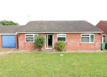 Thumbnail 3 bed detached bungalow for sale in Hillcrest Avenue, Toftwood