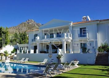 Thumbnail 6 bed villa for sale in Sierra Blanca, 29610, Málaga, Spain