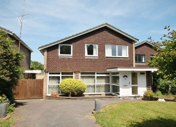 Thumbnail 4 bed detached house for sale in High Street, Roydon, Harlow