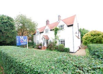 Thumbnail 5 bedroom detached house to rent in The Green, Aston Abbotts, Aylesbury