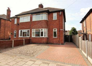 Thumbnail 2 bed semi-detached house for sale in Burnside Road, West Bridgford