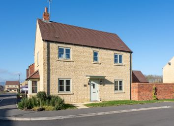 Thumbnail 3 bed detached house for sale in Cornflower Road, Moreton In Marsh, Gloucestershire