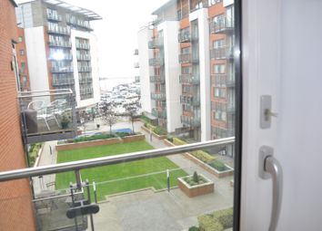 Thumbnail 2 bed flat to rent in Mistral 32 Channel Way, Ocean Village, Southampton