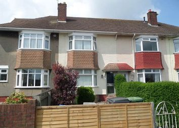 Thumbnail 2 bed terraced house to rent in Branksome Drive, Filton, Bristol