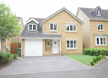 Thumbnail 5 bed detached house for sale in Grayson Way, Llantarnam, Cwmbran