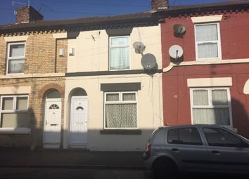 Thumbnail 2 bedroom terraced house for sale in Gwendoline Street, Toxteth, Liverpool