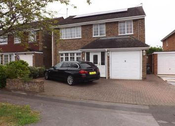 Thumbnail 4 bed detached house for sale in Windermere, Liden, Swindon, Wiltshire