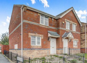 Thumbnail 2 bed semi-detached house to rent in Rayburn Court, Blyth