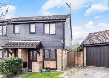 Thumbnail 2 bedroom semi-detached house to rent in Burton, Windlesham