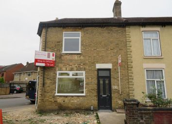 Thumbnail 1 bed terraced house to rent in Lincoln Road, Peterborough