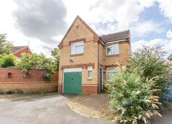Thumbnail 3 bed detached house for sale in Sandringham Close, Wellingborough, Northamptonshire