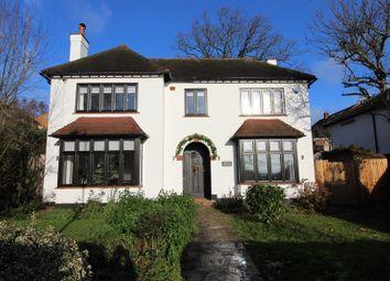 4 bed detached house for sale in Tudor Road, New Barnet, Barnet EN5