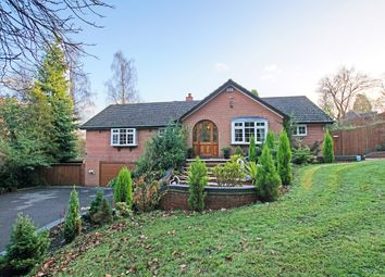 Thumbnail 4 bed detached bungalow for sale in Cherry Hill Road, Barnt Green