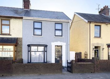 3 bed semi-detached house for sale in Sandy Road, Llanelli SA15