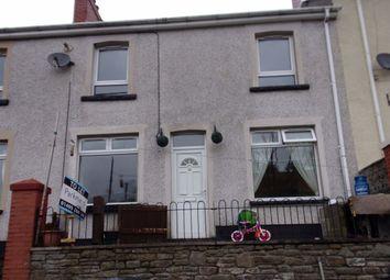 Thumbnail 2 bed property to rent in Regent Street, Llanhilleth, Abertillery
