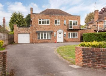 Thumbnail 4 bed detached house to rent in Lower Cookham Road, Maidenhead