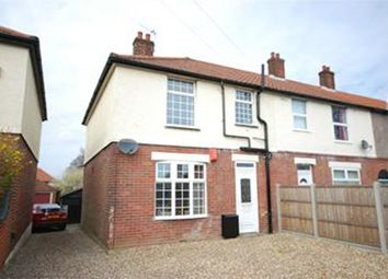 Thumbnail 5 bedroom semi-detached house for sale in Plumstead Road, Norwich