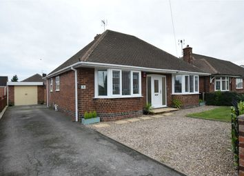 Thumbnail 2 bed detached bungalow for sale in Pennine Avenue, Riddings, Alfreton, Derbyshire