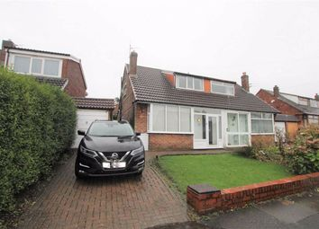 Thumbnail 2 bed semi-detached bungalow for sale in Rannoch Road, Breightmet, Bolton Video Tour Available