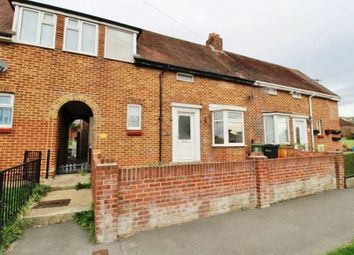 Thumbnail 2 bedroom terraced house for sale in Peterborough Road, Cosham, Portsmouth