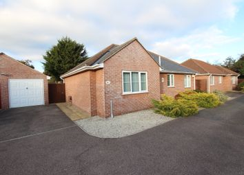 Thumbnail 3 bedroom detached bungalow for sale in Jubilee Close, Stanway, Colchester