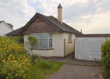 Thumbnail 3 bed detached bungalow for sale in Nut Bush Lane, Torquay, Devon