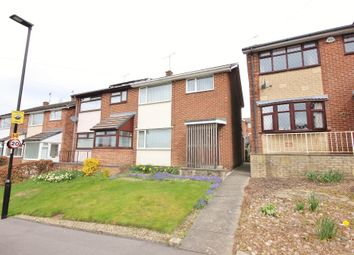 Thumbnail 3 bed semi-detached house for sale in Chancet Wood Close, Sheffield
