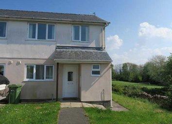 Thumbnail 3 bed semi-detached house for sale in Stad Bryn Glas, Brynsiencyn, Llanfairpwllgwyngyll