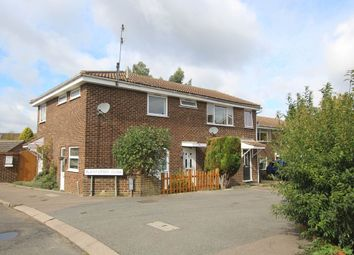 Thumbnail 1 bed terraced house for sale in Plantation Close, Saffron Walden