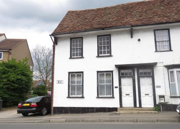 Thumbnail 2 bed maisonette for sale in Sun Street, Biggleswade