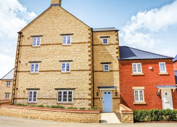 Thumbnail 2 bed flat for sale in Poppyfield Road, Wootton Fields, Northampton