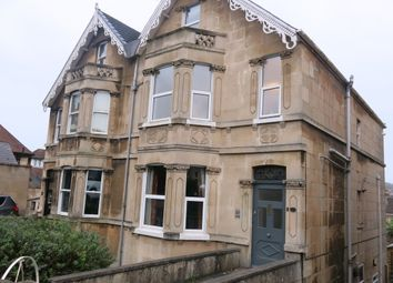 Thumbnail 3 bed maisonette to rent in Newbridge Road, Lower Weston, Bath