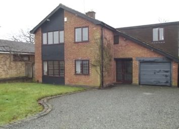 Thumbnail 4 bed property to rent in Oakham Drive, Coalville