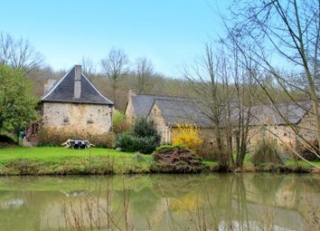 Thumbnail 3 bed property for sale in St-Brice, Mayenne, France