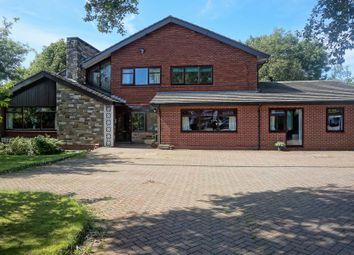Thumbnail 6 bed detached house for sale in Ripponden Road, Oldham