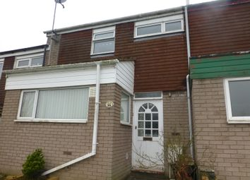 Thumbnail 3 bed terraced house to rent in Willowfield, Telford