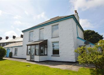 Thumbnail 4 bed detached house for sale in Rame Cross, Penryn